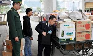 Nâng cao hiệu quả hoạt động kiểm tra chuyên ngành với hàng hóa xuất nhập khẩu