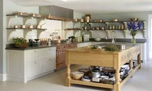 Xu hướng thiết kế nội thất phòng bếp năm 2017