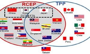 RCEP hướng tới mục tiêu năm 2017 với khả năng thiếu vắng TPP