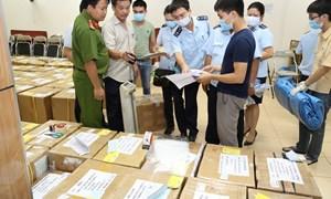 Hà Nội: Bắt giữ hơn 23.000 vụ buôn lậu, gian lận thương mại
