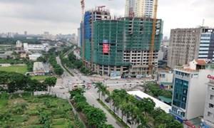 """Hà Nội: 77 dự án với 50.000 căn hộ """"chào hàng"""" trong năm 2017"""