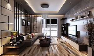 Những nguyên tắc khi kết hợp giữa sàn gỗ và đồ nội thất