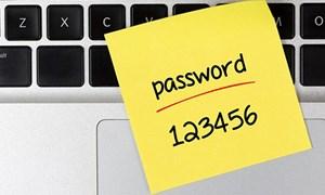 Sử dụng mật khẩu chưa đúng giống như việc mở cửa mời trộm vào