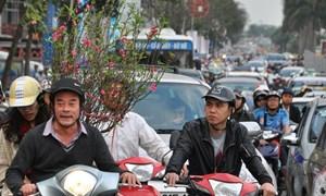 Công bố 11 số điện thoại đường dây nóng về giao thông Tết
