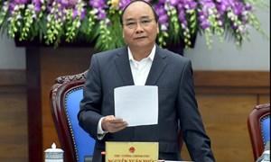 Quán triệt chủ đề hành động năm 2017 của Chính phủ