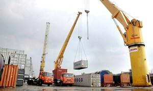 Hà Nội: Xuất nhập khẩu tăng trong tháng đầu năm