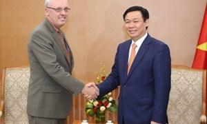 Tiếp tục phát triển quan hệ đối tác toàn diện giữa Việt Nam và Hoa Kỳ