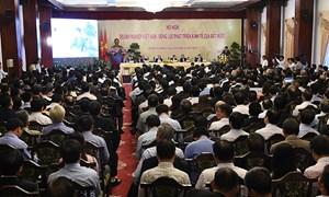 Chuẩn bị tổ chức Hội nghị Thủ tướng với doanh nghiệp năm 2017