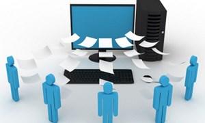 Dự thảo quy định về việc cung cấp dịch vụ công trực tuyến