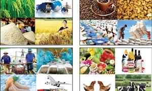 EU đứng thứ 2 về tiêu thụ nông, thủy sản Việt Nam