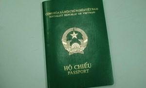 6/3/2017, bắt đầu tiếp nhận tờ khai điện tử cấp hộ chiếu phổ thông