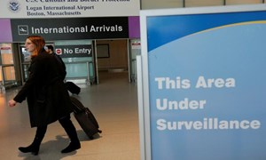 Sắc lệnh nhập cư mới gây thiệt hại cho ngành hàng không Mỹ