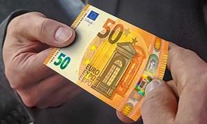 ECB lưu hành tờ tiền 50 Euro mới