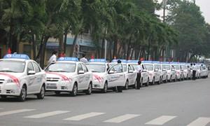 Sẽ bỏ quy định 50 ô tô mới được chạy taxi