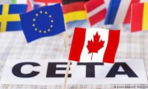 Việc thực thi thoả thuận CETA vẫn chưa hết trở ngại