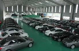 Kiểm tra chặt xuất xứ ô tô nguyên chiếc nhập khẩu