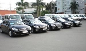 Hà Nội ban hành quy định hướng dẫn quản lý sử dụng xe công
