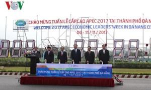 Lễ Khởi động đồng hồ đếm ngược Chào mừng Tuần lễ cấp cao APEC 2017