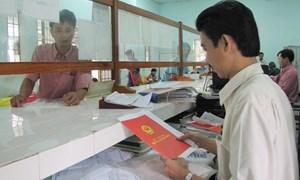 Hà Nội lại thúc tiến độ cấp giấy chứng nhận quyền sử dụng đất