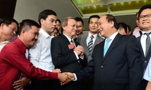 Hội nghị Thủ tướng với doanh nghiệp lần thứ hai năm 2017