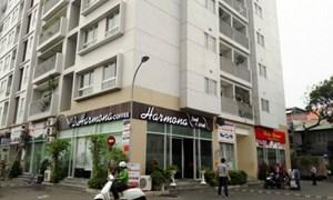 Căn hộ chung cư thương mại áp dụng tạm thời diện tích tối thiểu 25m2