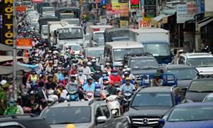Hà Nội thu hồi hơn 1.000 phù hiệu ô tô vi phạm