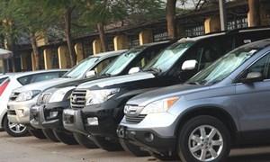 Khoán kinh phí sử dụng xe ô tô khi đi công tác