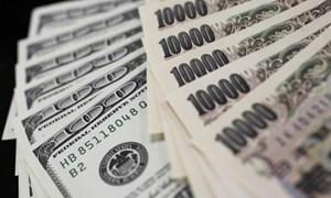 USD gần chạm đáy 6 tuần so với đồng Yên
