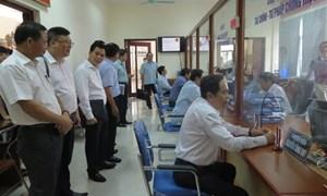Sửa đổi, bổ sung quy định về cải cách thủ tục hành chính