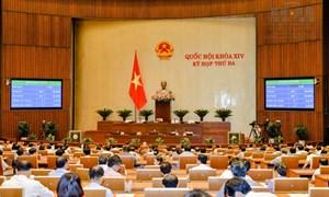 Quốc hội thông qua Luật Quản lý, sử dụng tài sản công