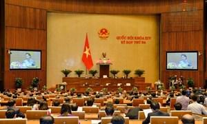 Quốc hội họp phiên bế mạc kỳ họp thứ 3, khóa XIV