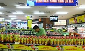 Hà Nội bình ổn thị trường mặt hàng thiết yếu