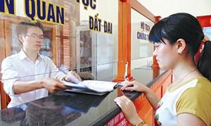 Hà Nội: Sửa đổi, bổ sung, bãi bỏ nhiều thủ tục hành chính lĩnh vực đất đai