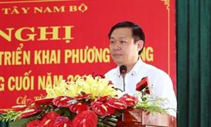 Bố trí kinh phí hỗ trợ sạt lở đất vùng Đồng bằng Sông Cửu Long