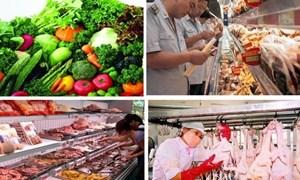 Đẩy mạnh thực hiện chính sách pháp luật về an toàn thực phẩm