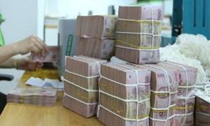 Tiền gửi kho bạc vào ngân hàng tăng đột biến