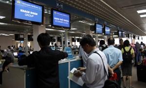 Vietnam Airlines khuyến cáo hành khách làm thủ tục đúng thời gian quy định