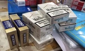 Xử lý hình sự đối với hành vi buôn bán thuốc lá điếu nhập lậu?