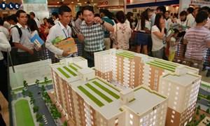 Giao dịch bất động sản quý II tăng nhẹ