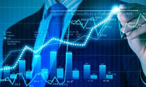 VN-Index tăng trưởng mạnh
