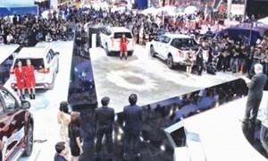 Ô tô nhập khẩu tràn vào Việt Nam