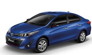 Toyota Yaris Ativ 2017 - bản sao Vios giá từ 14.100 USD