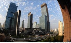 Bất động sản Trung Quốc giảm nhiệt