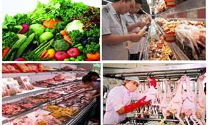 13 nhóm thực phẩm nhập khẩu không phải kiểm tra về an toàn thực phẩm
