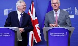 Anh và EU sắp khởi động vòng đàm phán thứ ba về Brexit