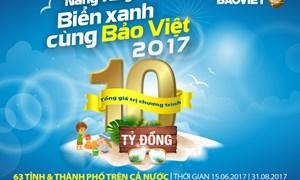 """Dấu ấn từ  """"Nắng vàng biển xanh cùng Bảo Việt"""""""