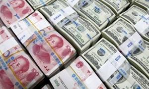 Trung Quốc: Dự trữ ngoại hối tăng tháng thứ 7 liên tiếp
