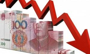 Trung Quốc: Đầu tư trực tiếp ra nước ngoài giảm mạnh