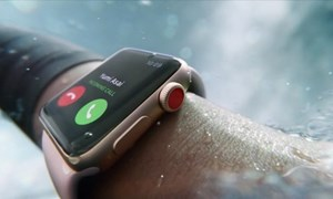 Apple thừa nhận đồng hồ Watch Series 3 gặp sự cố