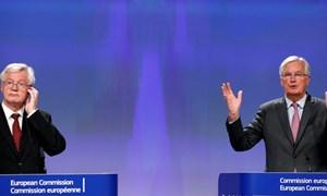 Brexit: Đàm phán có tiến bộ nhưng chưa đủ để chuyển sang giai đoạn hai